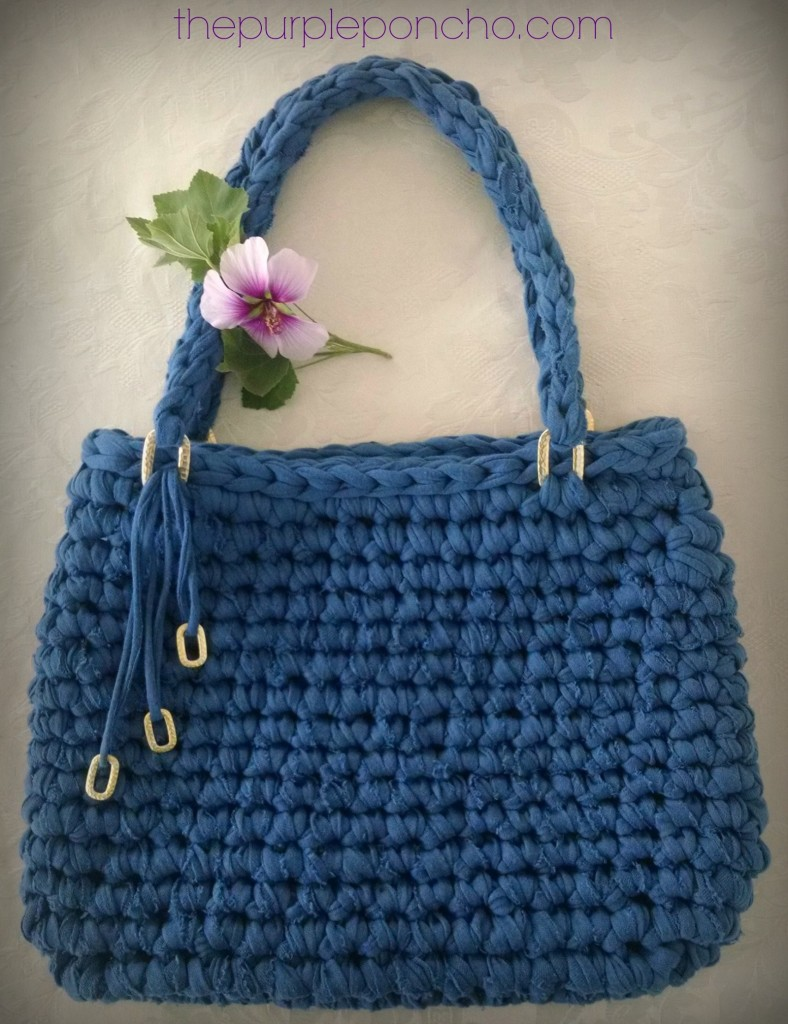 Tote Bag Crochet Patterns Large
