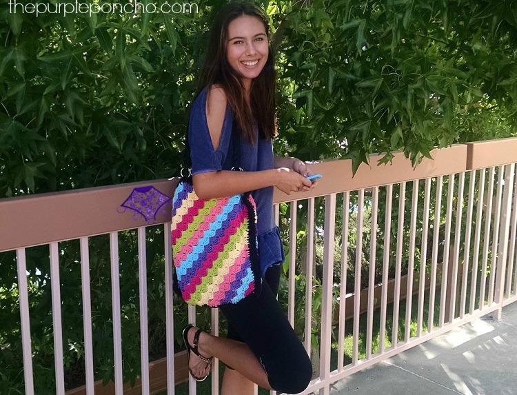 C2C Tote Bag Design by Carolyn Calderon