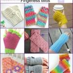 Trending In Crochet #9 – Fingerless Mitts