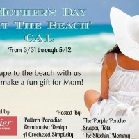 "#CelebrateMomCAL - Mother's Day ""At The Beach"" CAL"