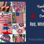 Trending In Crochet – Red, White And Blue!