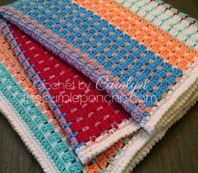 Chasing Colors Blanket
