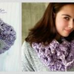 Simple Cowl – Free Crochet Pattern