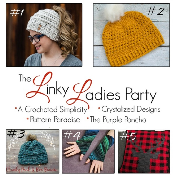 The Linky Ladies Party #124