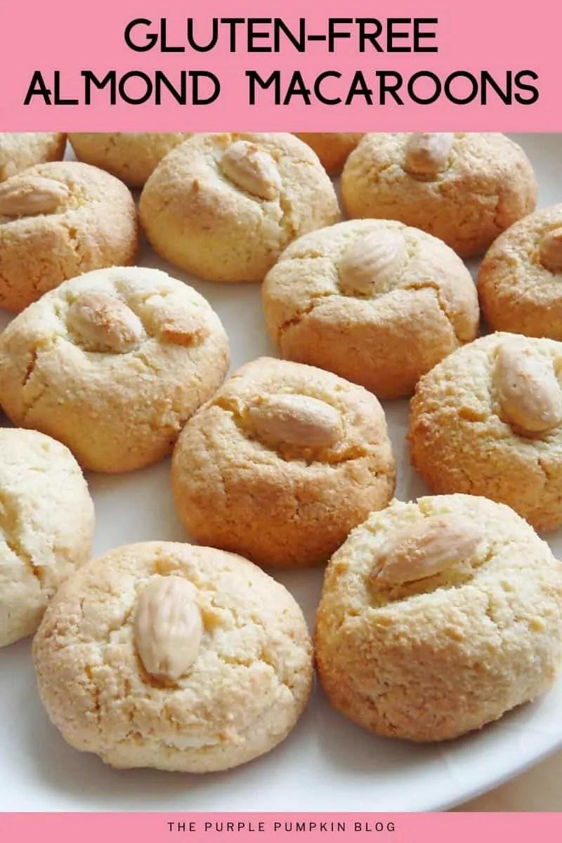 Gluten-Free Almond Macaroons