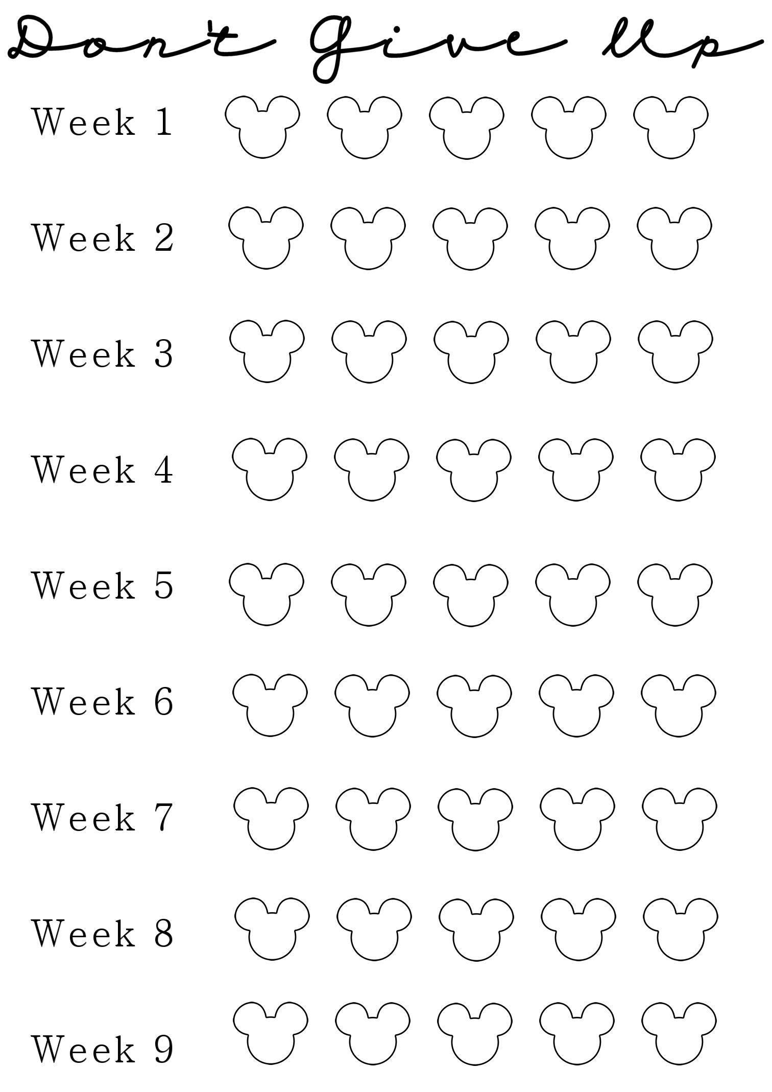 Week 2 Of My Nine Week Weight Loss Challenge