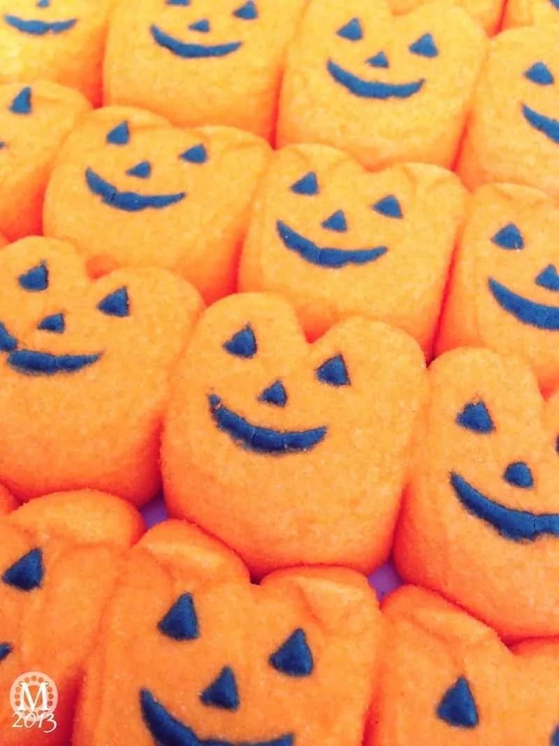 Pumpkin Peeps