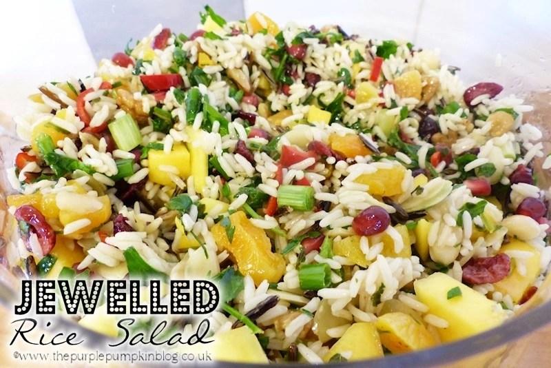 Jewelled Rice Salad