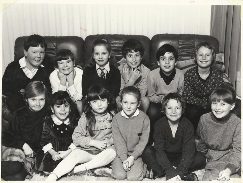 Dacia Stevens Drama School, South Woodford - 1980s