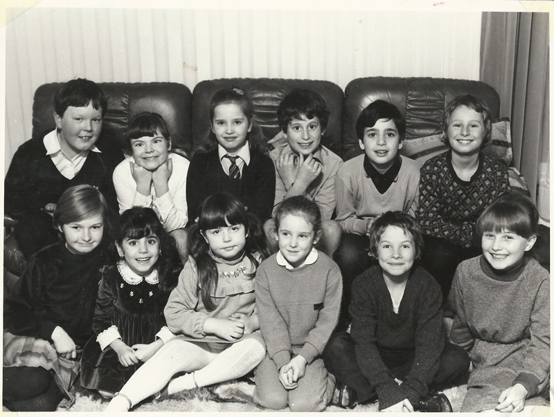 Dacia Stevens Drama School, South Woodford - 1980s