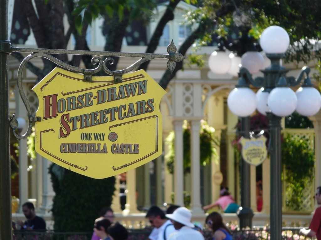 Horse-Drawn Streetcars to Cinderella Castle