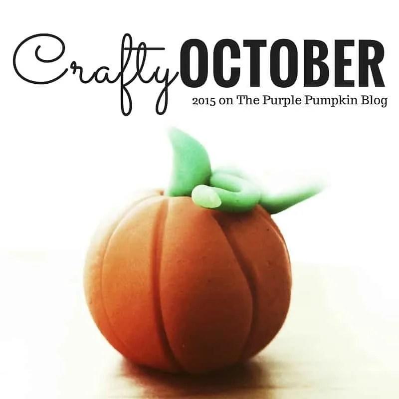 Crafty October 2015 on The Purple Pumpkin Blog