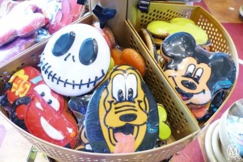 Cookies at Downtown Disney