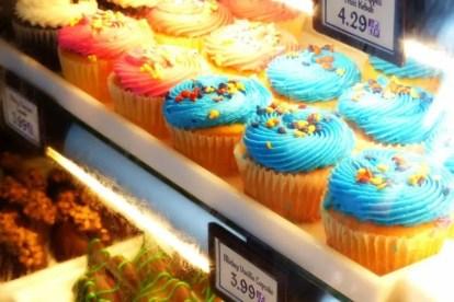 Cupcakes at Downtown Disney