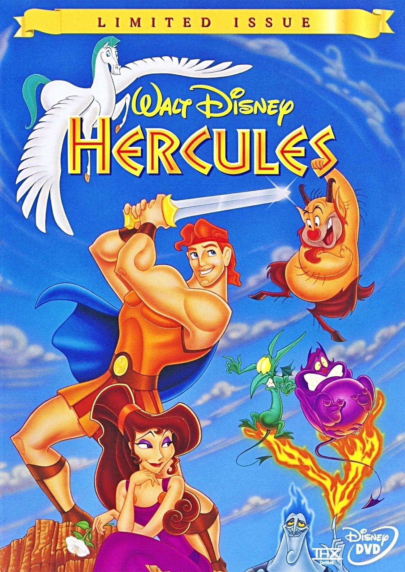 Hercules 100daysofdisney Day 83 Saturday Night At The