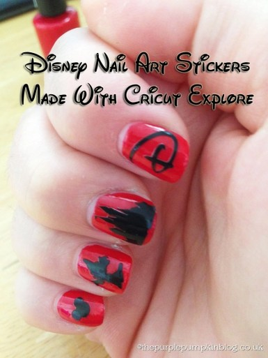 disney-nail-art-stickers-cricut-explore1