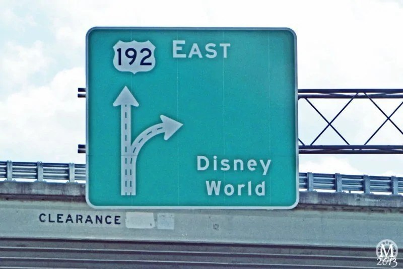 disney-world-road-sign