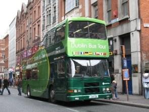 Dublin Bus Tour