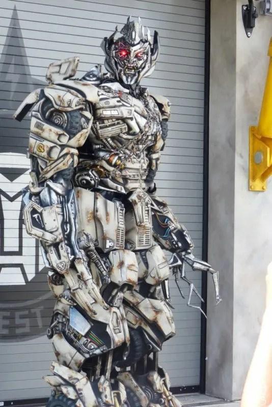 Megatron - Universal Studios
