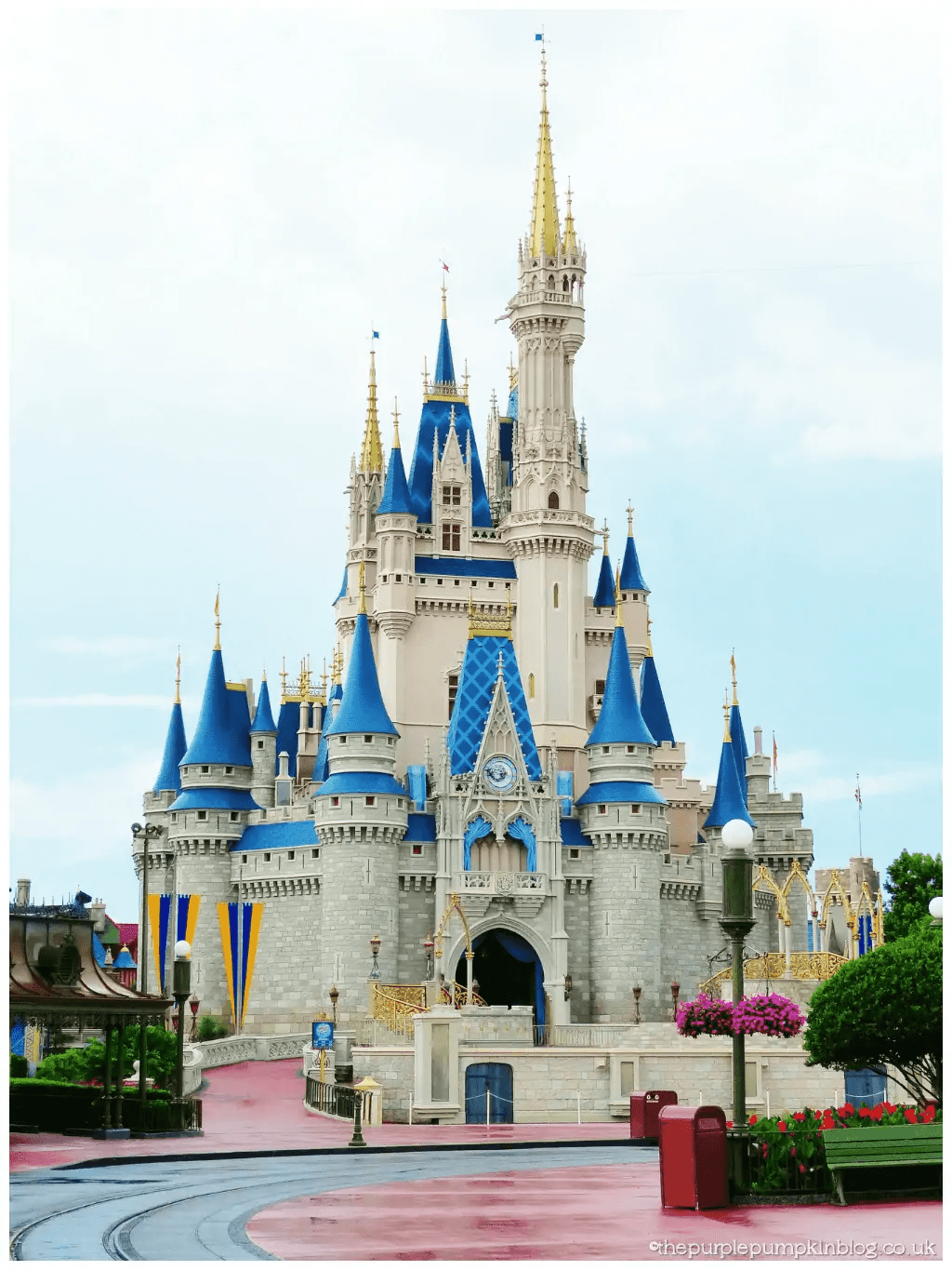 Cinderella Castle, Magic Kingdom