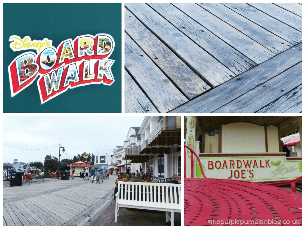 Disneys Boardwalk