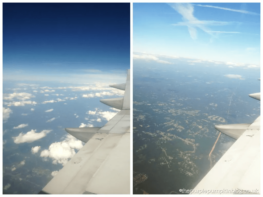 Delta Airlines - Atlanta to Orlando 2