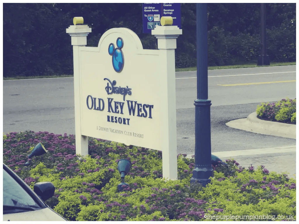 Disney Old Key West Resort 2