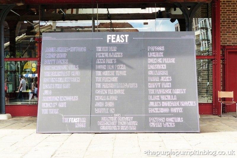Feast Food Festival at Tobacco Dock London (3)