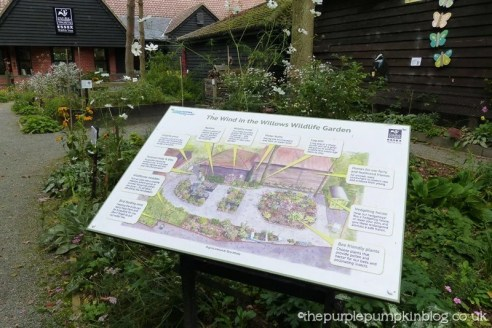 Hanningfield Reservoir Wildlife Garden