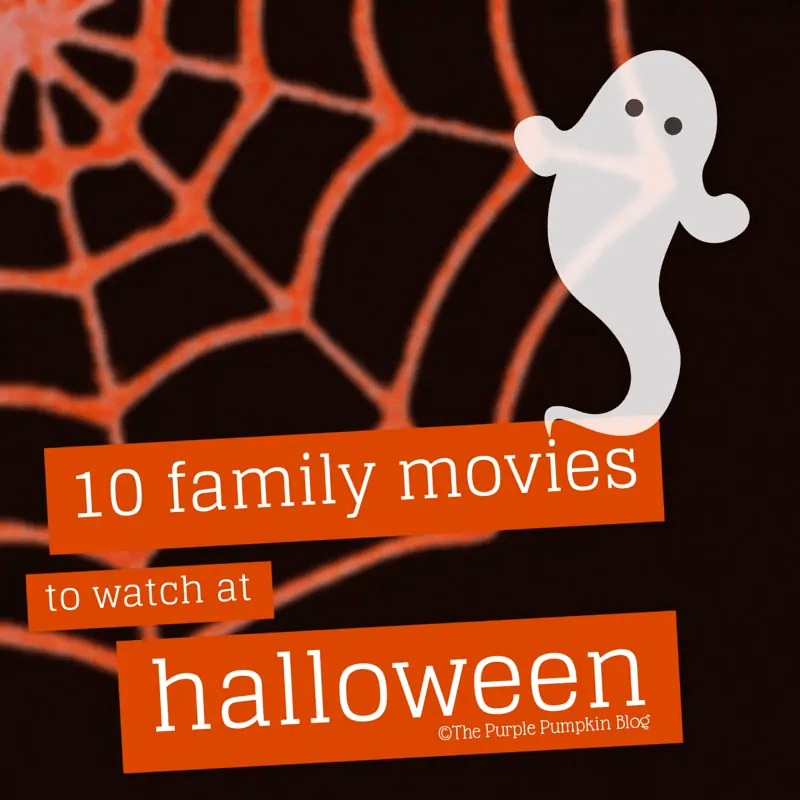 10 Family Movies To Watch At Halloween