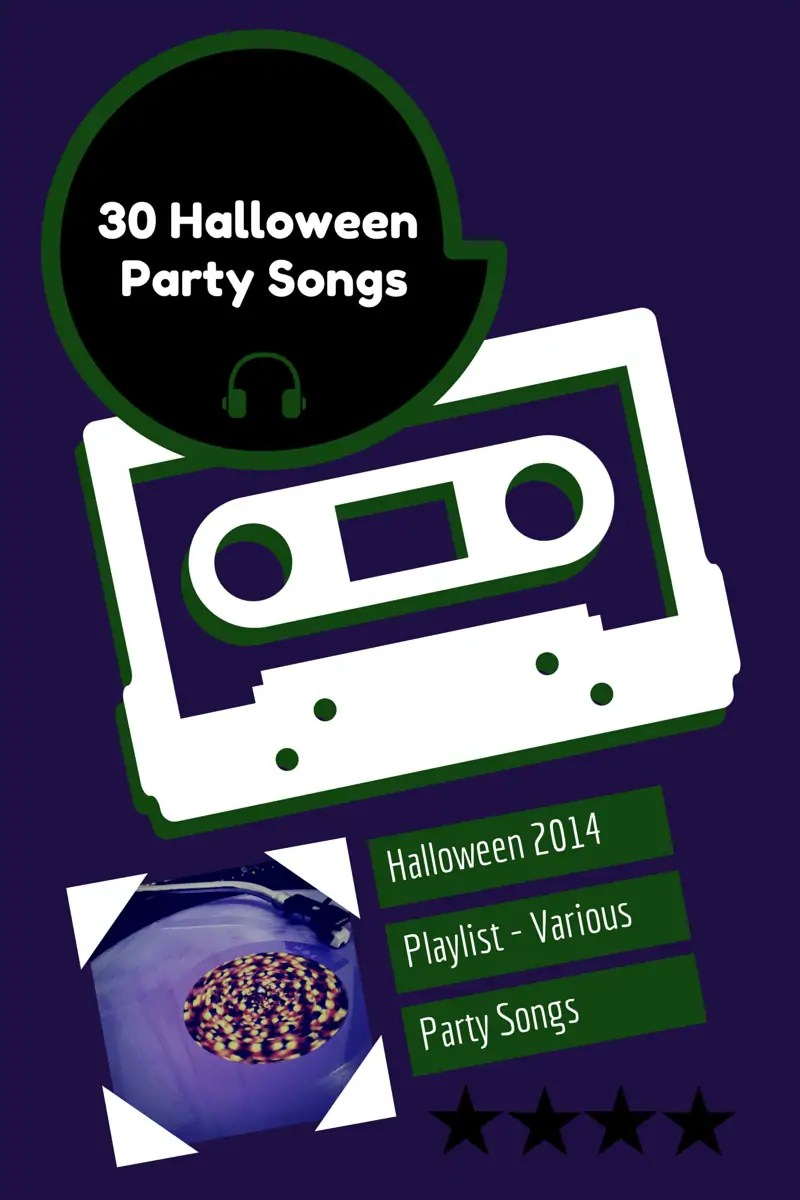 30 Halloween Party Songs