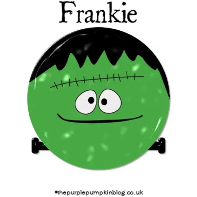 Halloween Characters 2014 - Frankie