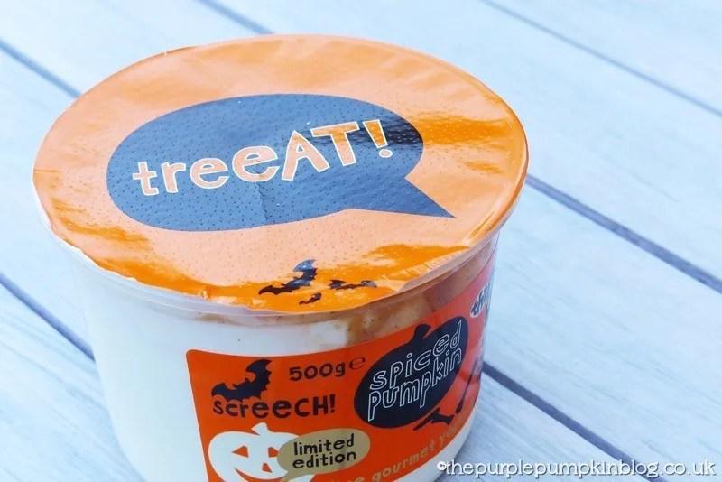 Spiced Pumpkin Yoghurt