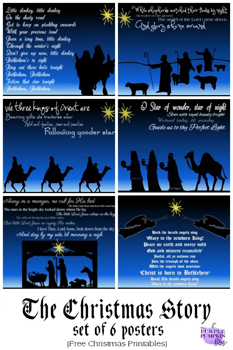 Christmas Story Posters