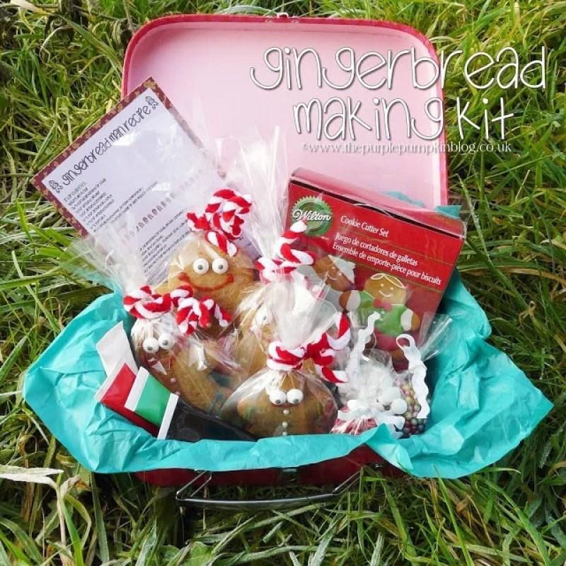 Gingerbread Kit Free Printable