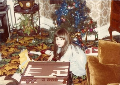 Childhood Christmas Traditions