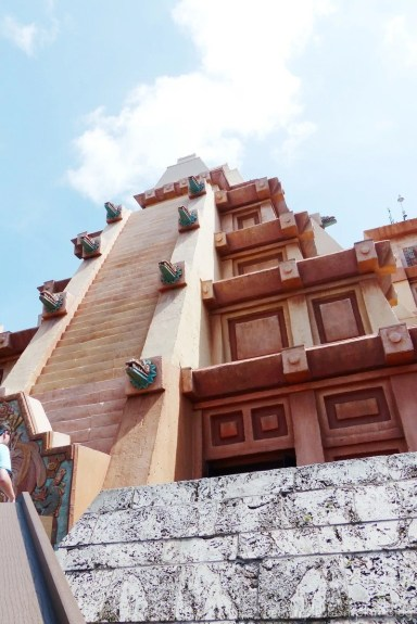Mexico Pavilion, Epcot World Showcase