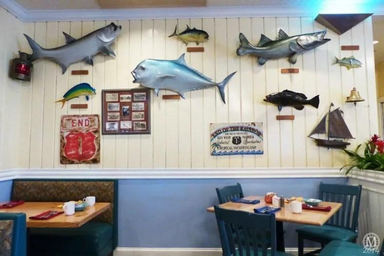 Olivia's Cafe Breakfast at Old Key West