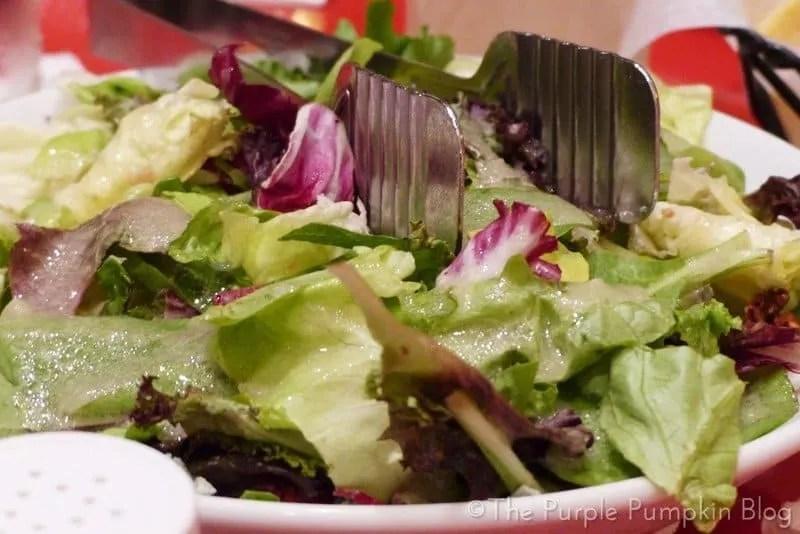 Whispering Canyon Cafe - Salad