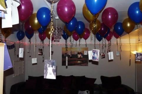 40th Birthday Balloons