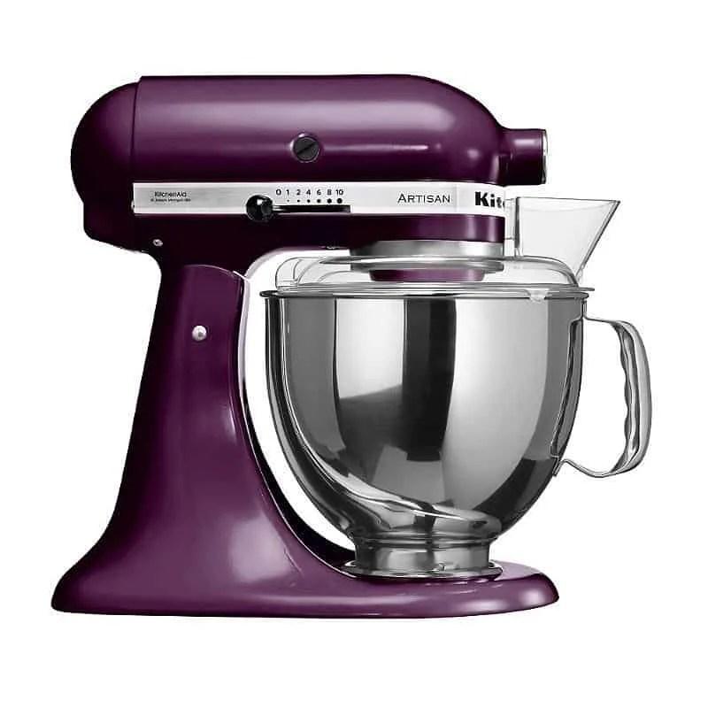 Purple KitchenAid Mixer