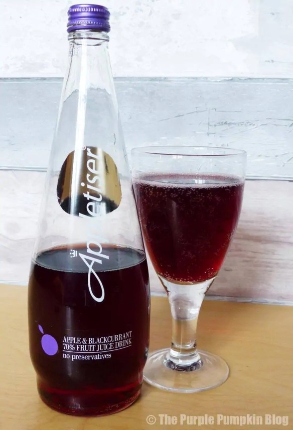 Blackcurrant and Apple Appletiser