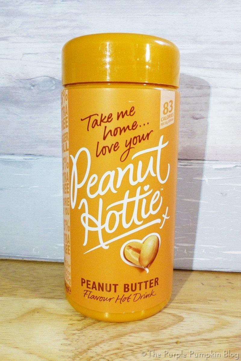 Degustabox Review February - Peanut Hottie