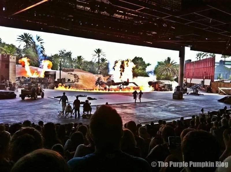Indiana Jones™ Epic Stunt Spectacular! - Disney Hollywood Studios