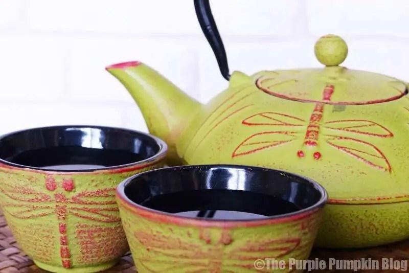 Toshima Japanese Tea Set