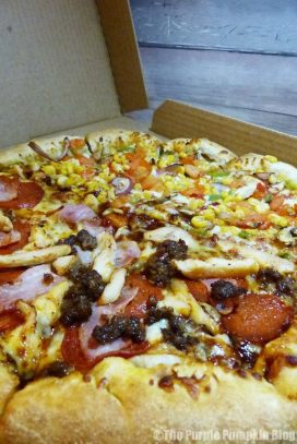 Dominos Pizza Review