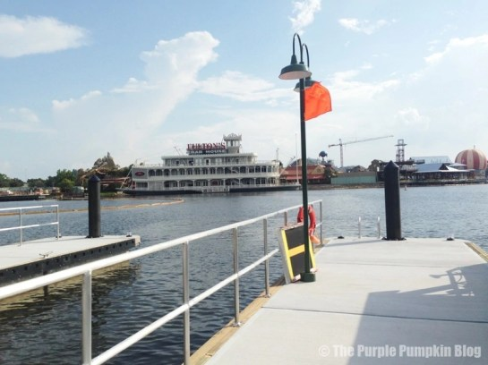 Boat Ride to Downtown Disney