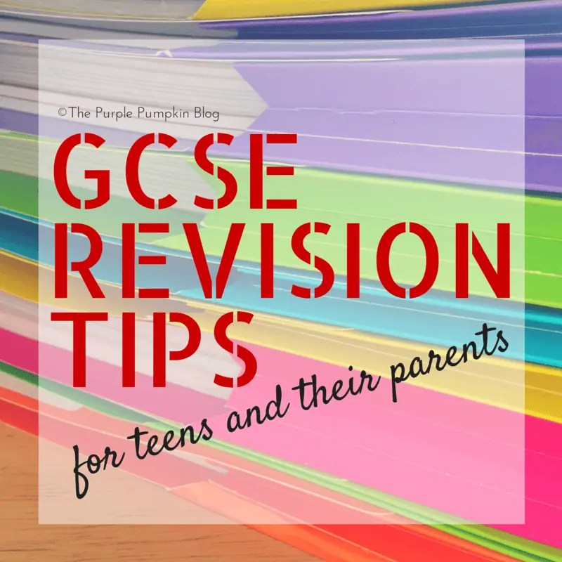 GCSE Revision Tips for Teens and their Parents. GCSEs are a stressful time for teens (and their parents) so I've put together some tips and free printables for getting through exam season.