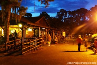 Hoop-Dee-Doo Revue at Pioneer Hall Fort Wilderness