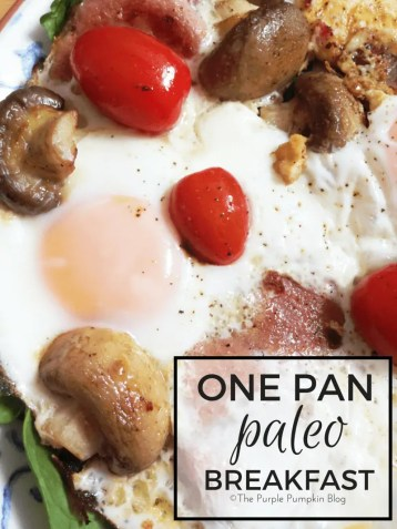 One Pan Paleo Breakfast